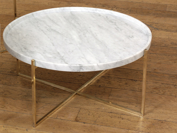 coffee table bianco carrara