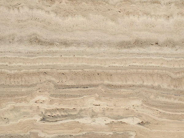 travertine ondulato texture tiles close up