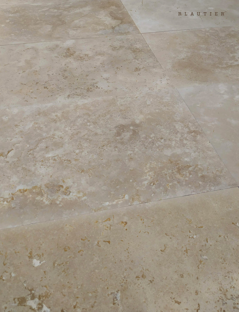light travertine tiles 40 60 cm natural stone