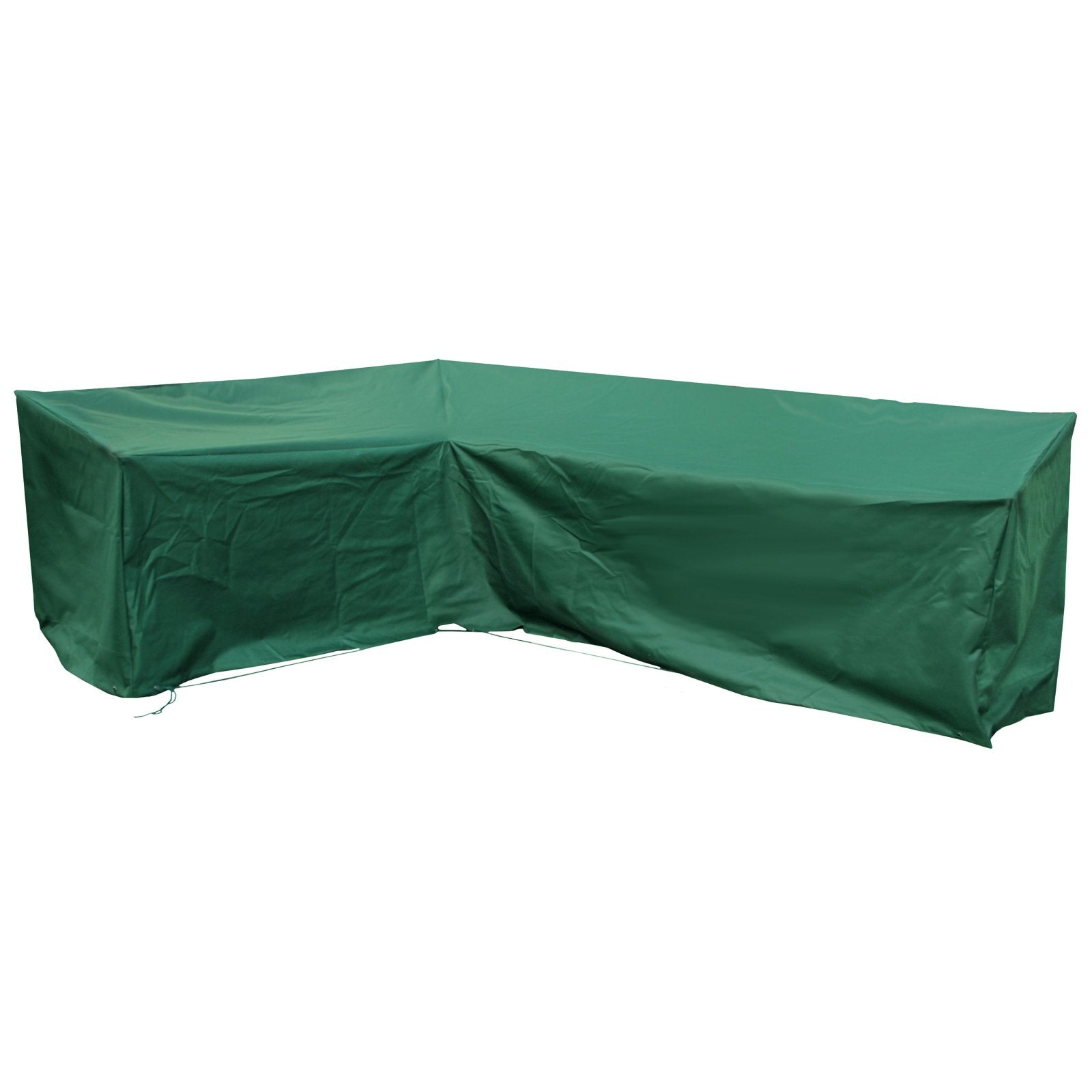 Oseasons Large Modular L Shape Sofa Cover In Green