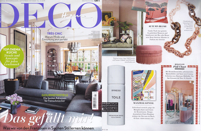 DECO HOME September 2019