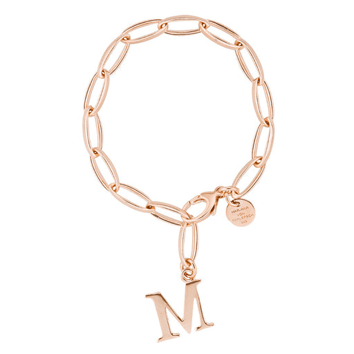 CHARM ARMBAND BUCHSTABE (A-Z)
