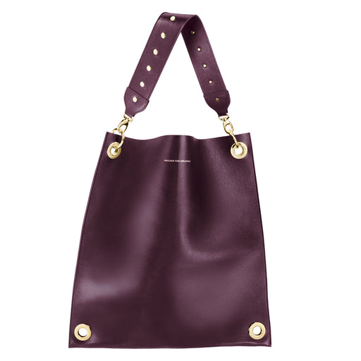 GLYSA XL BAG BORDEAUX