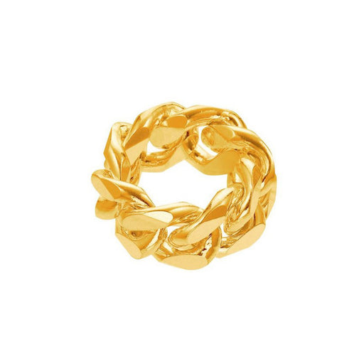 KAVA RING Panzer gold