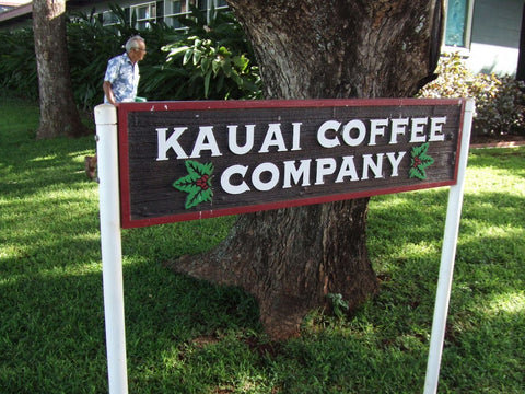 Kauai Estate, Arabica Typica, Hawaii