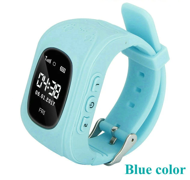 Kids and Toddlers Tracking Device GPS