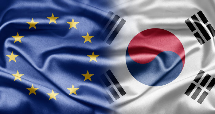 We have obtained 'Approved Exporter' status for the territory of South Korea