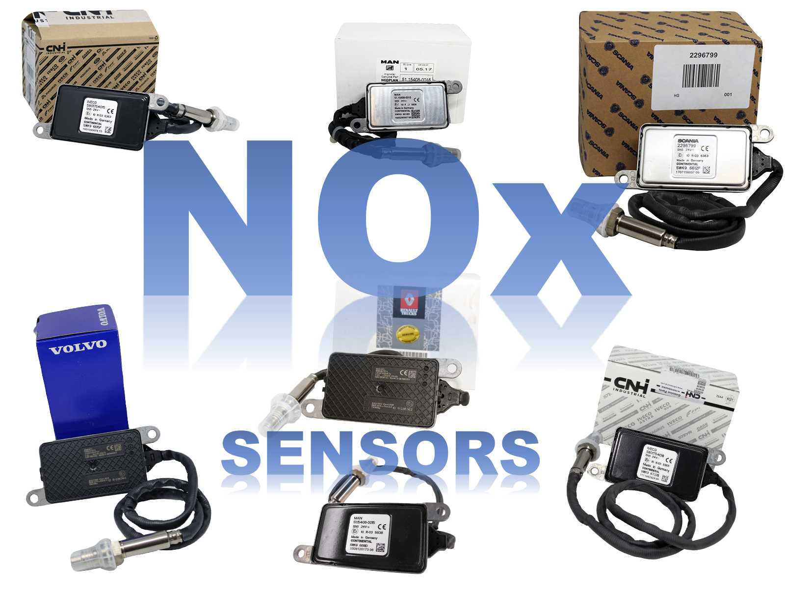 How to spot a fake NOx Sensor