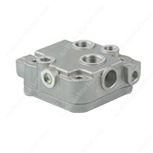 GK11421 Compressor Cylinder Head for LK3840, SEB01819, K002141, 4897300
