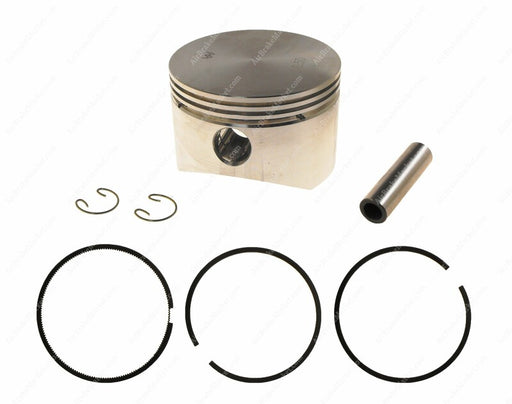 GK11786B Piston and rings +0.50mm