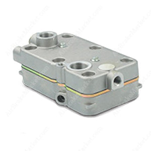 GK13311 Compressor Cylinder Head for 4571302915, 4571304715, 4571305815