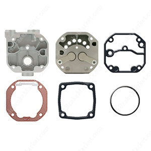 GK16400 Compressor Cylinder Head for OM401, OM402, OM440, OM447, 4421303419