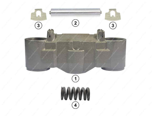 GK81546 Bridge kit SN6, SN7 Knorr-Bremse Caliper
