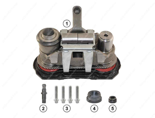GK82516 Adjuster mechanism and tappet kit MODUL X GEN 2 Haldex Caliper