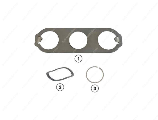 GK82602 Adjuster mechanism cover kit MODUL X GEN 2 Haldex Caliper