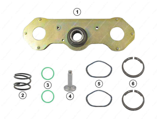 GK88503 Adjuster mechanism kit (left) DX195 Meritor Caliper DSB5L, CMSK.2.F