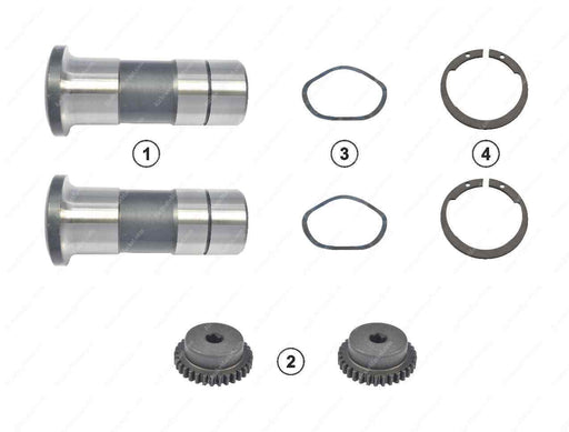 GK88512 Calibration bolt kit (left) DX195 Meritor Caliper CMSK.20.2