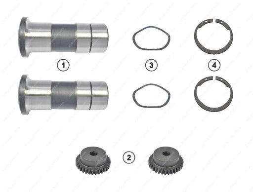 GK88513 Calibration bolt kit (right) DX195 Meritor Caliper CMSK.19.2