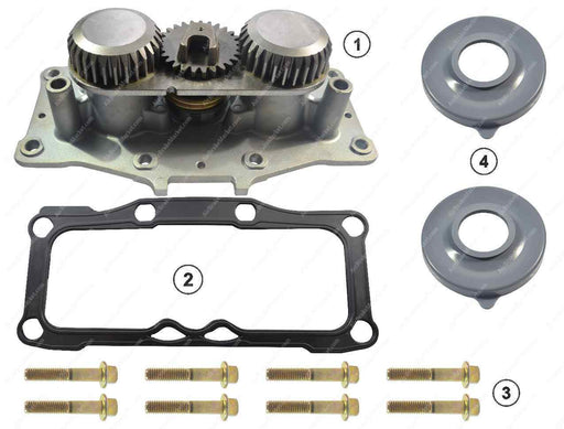 GK88525 Adjuster mechanism and tappet kit ELSA 2 Meritor Caliper CMSK.7.10