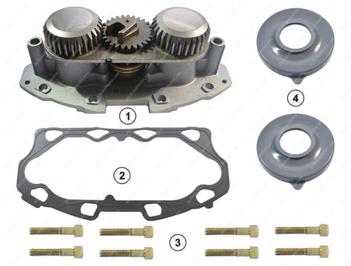 GK88559 Adjuster mechanism and tappet kit ELSA 195, ELSA 225 Meritor Caliper