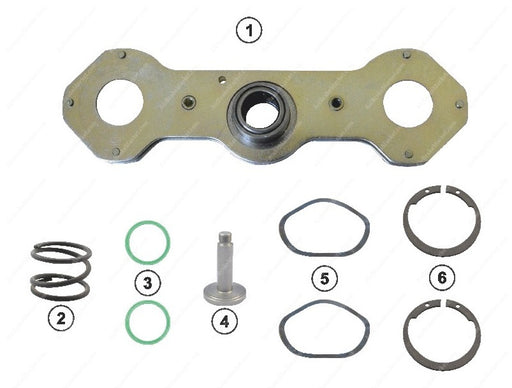GK88597 Adjuster mechanism kit DX225 Meritor Caliper