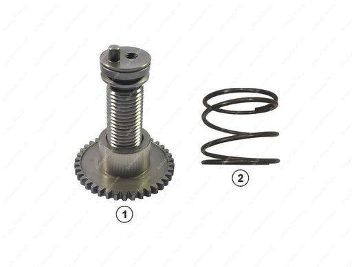 GK88603 Adjuster pinion kit (left) C LISA, D LISA Meritor Caliper SJ4073, 3098110, 5001845386, CMSK.15
