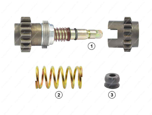 GK88608 Adjuster mechanism kit (right) C LISA, D LISA Meritor Caliper SJ4114, 3092764, 5001856320, MCK4114, CMSK.10.2