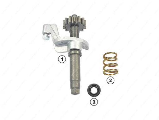 GK88632 Adjuster pinion kit (right) ELSA 2 Meritor Caliper CMSK.7.11.2
