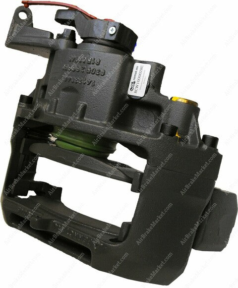REMANUFACTURED 40100002 Airbrake Caliper (Type: Wabco 1000 V-G) - Rationalised 17,5""