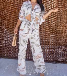 Be-Leaf in you jumpsuit