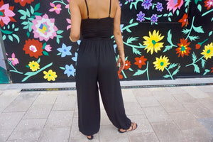 Balloon Pant jumpsuit