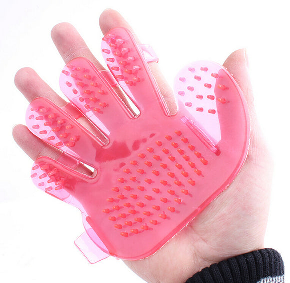 Messaging Brush Glove