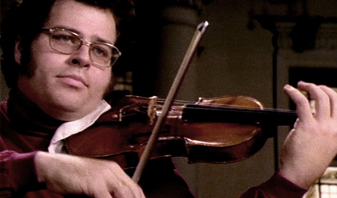 ITZHAK PERLMAN | Virtuoso Violinist (I know I Played Every Note)
