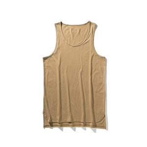 HEYGUYS mesh vest tank top Fashionable hip hop Original cotton vest men summer fashion casual over size steet wear hot selling