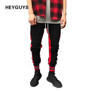 HEYGUYS New  green pants  Men Full Length Men HIP HOP 2017 joggers Pants Plus Size Trousers  Sweatpants  men women street