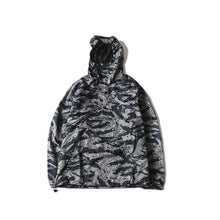 HEYGUYS  camouflage  hoodie men high street wear pullover Men men Hip Hop Street wear pure   wear Clothing fleece clothes