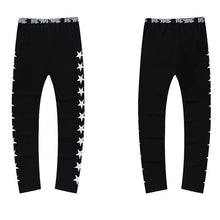 GONTHWID Compression Tight Fitness Legging Pants Joggers 2017 Mens Star Printed Elastic Leggings Trousers Base Layer Pants