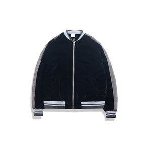 HEYGUYS hot  jackets men Europe high street black Jacket zipper  Hip Hop wear hot selling jacket men designer high quality