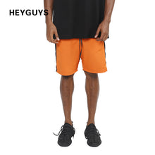 HEYGUYS 2018  Shorts men street wear Brand Work Casual Short Pants Plus Size ture to size real US high quality