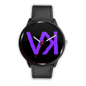 VK Logo Purple