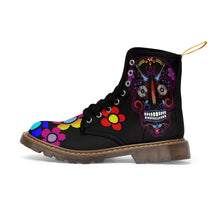 ***LIMITED EDITION****Sugar Skull Women's Martin Boots