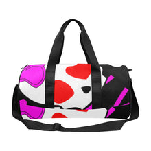 Punk Skull Travel Duffel Bags (Model 1679)
