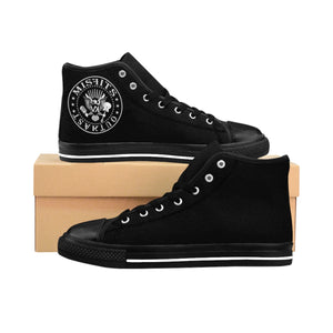 Misfits and Outkast Men's High-top Sneakers