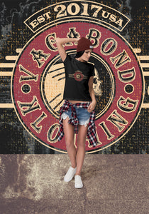 Vk Indian Ladies Tee, Ladies T-Shirt, Vagabond Klothing Ko.- Vagabond Klothing Ko.