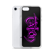 Talon-Pink iPhone Case