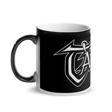 Talon BLK Glossy Magic Mug