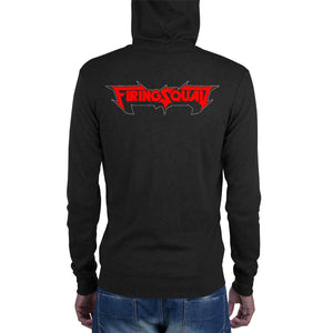 FIRING SQUAD Official zip hoodie