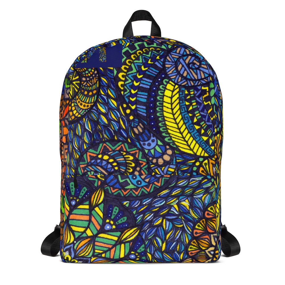 Starry Night Backpack
