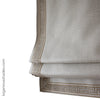 Brown Roman Shades