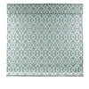 TOP DOWN BOTTOM UP GEOMETRIC PATTERN ROMAN SHADE